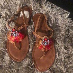 Cute Jessica Simpson sandals.